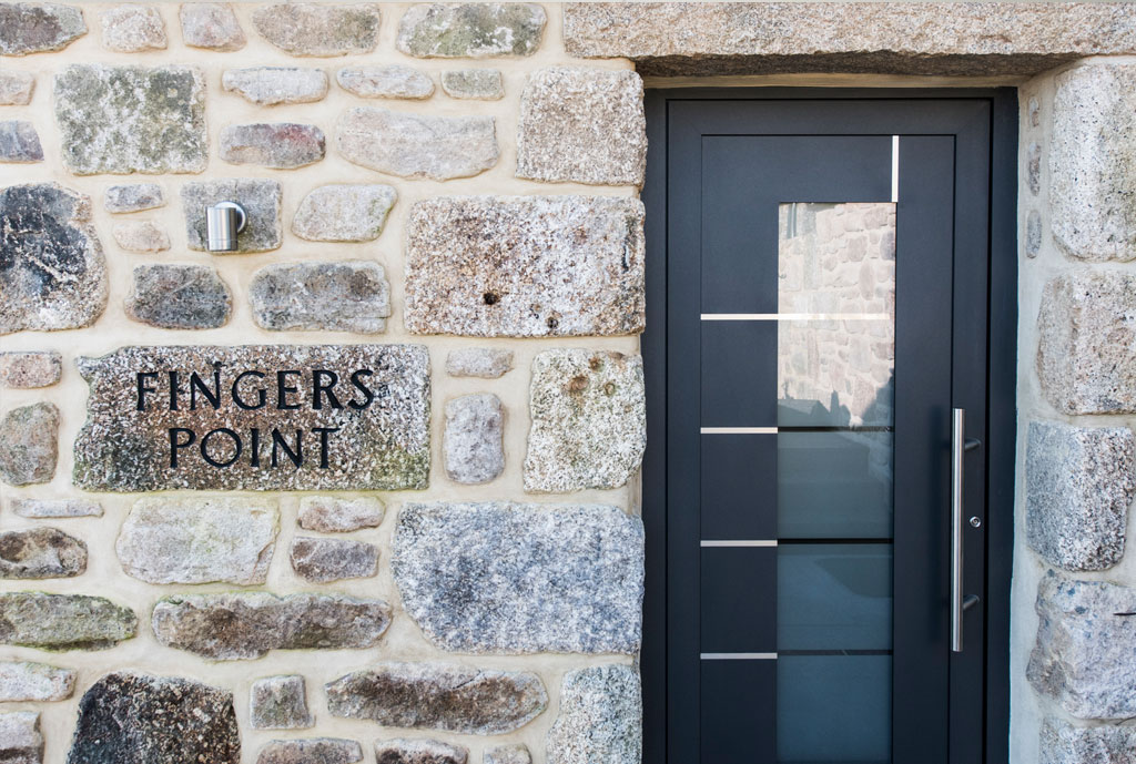 Fingers Point Barn Conversion Exterior Door 03