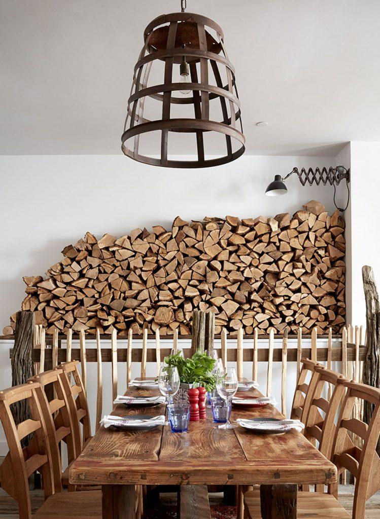 The Cornish Barn Restaurant Interior 02