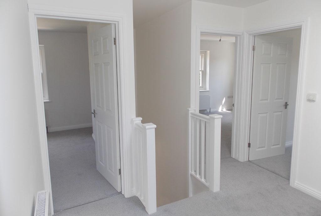 Tregony Hallway