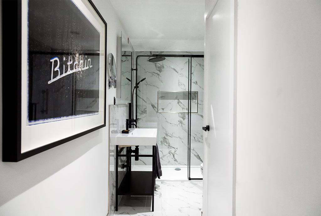 The Chapel Gallery Bathroom